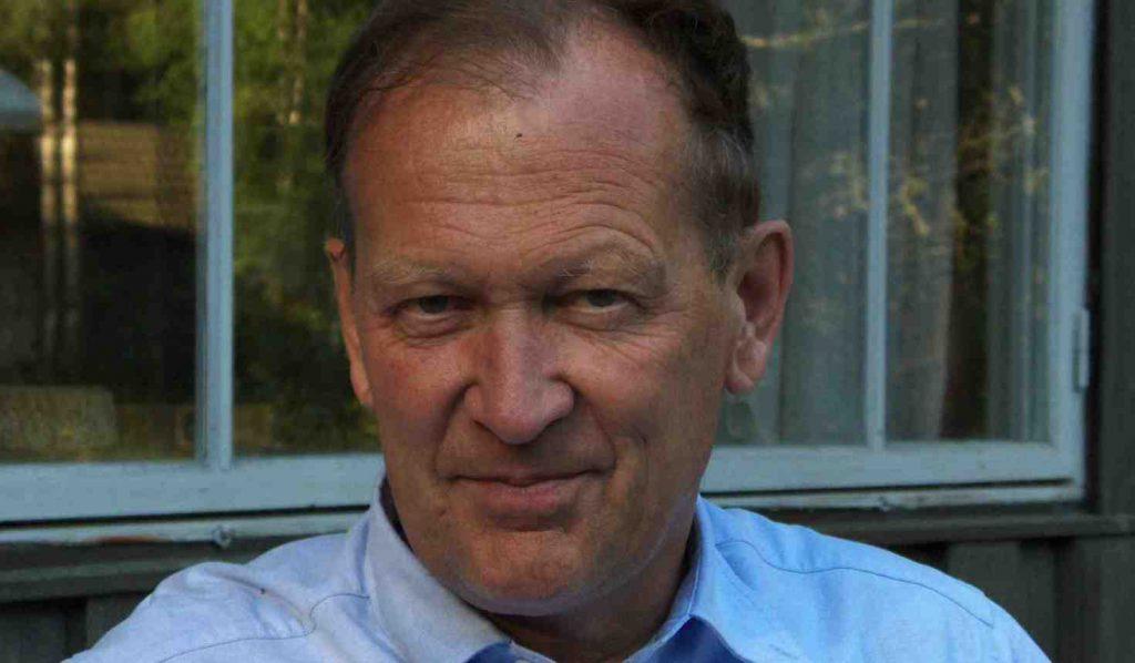 Anders Romelsjö (ordförande i FiB/K-Stockholm)